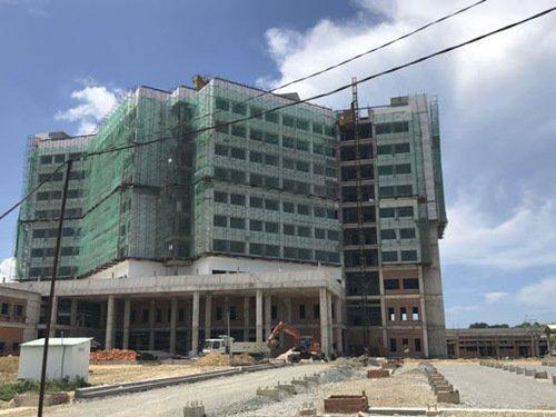 chuyên xây dựng bệnh viện trọn gói quận 3